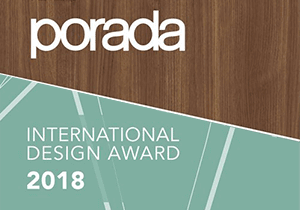 DESIGN CONTEST - Porada International Design Award 2018