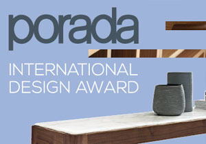 DESIGN AWARD - Porada International Design Award 2017