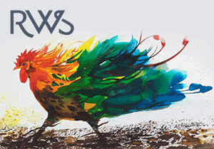 ART COMPETITION - RWS Contemporary Watercolour Competition 2019