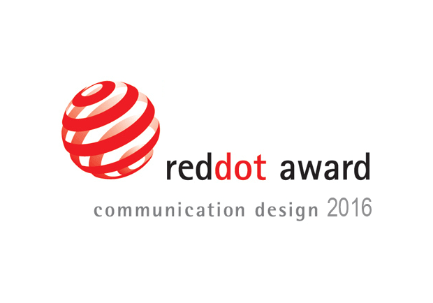 COMMUNICATION DESIGN AWARD - Red Dot Award: Communication Design 2016