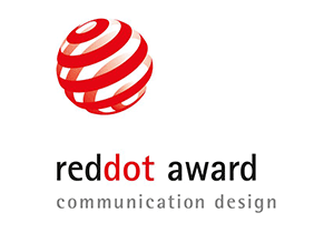 DESIGN AWARD - Red Dot Award Communication Design 2017