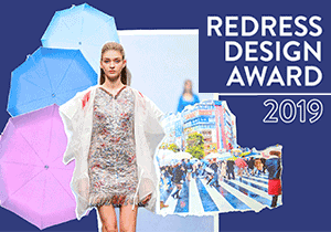 FASHION DESIGN COMPETITION - Redress Design Award 2019