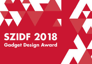 DESIGN CONTEST - SZIDF 2018 Gadget Design Award