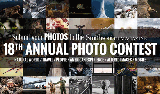Smithsonian Magazine 18th Annual Photo Contest