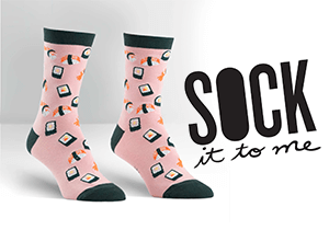 Sock It To Me 2018 Design A Sock Contest Infodesigners
