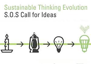 IDEA COMPETITION - Sustainable Thinking Evolution Day: SOS Call for Ideas
