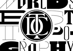 21st TDC Typeface Design Competition