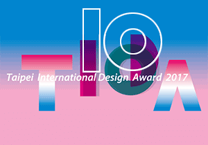DESIGN AWARD - Taipei International Design Award (TIDA) 2017