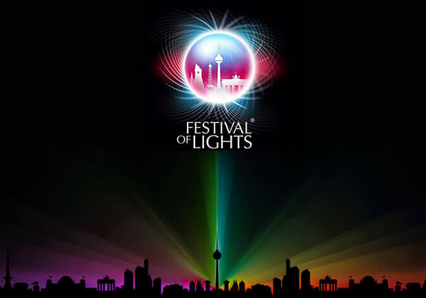 LIGHT FESTIVAL - Berlin Festival of Lights 2016