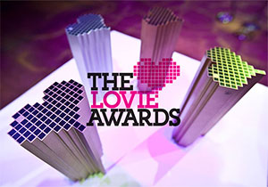 WEB DESIGN AWARD - The Lovie Awards 2017