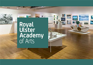 ARTS AWARD - The 136th Royal Ulster Academy of Arts