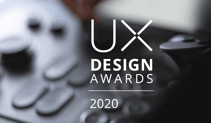 UX DESIGN AWARD - UX Design Awards 2020