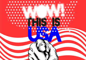 BRAND COMPETITION - WOW! This is USA – Branding competition for student