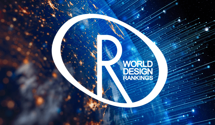 World Design Rankings 2020 - Best Design Worldwide by the A'Design Award