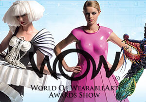 FASHION DESIGN COMPETITION - World of Wearable Art - WOW Awards 2018