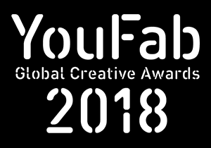 CREATIVE AWARD - YouFab Global Creative Awards 2018