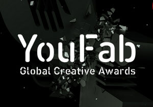 CREATIVE AWARD - YouFab Global Creative Awards 2017