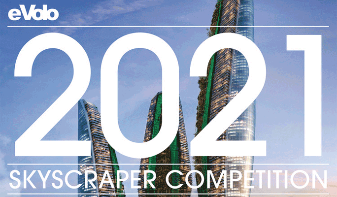 eVolo 2021 Skyscraper Competition