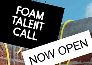 PHOTO CONTEST - Foam Talent Call 2018