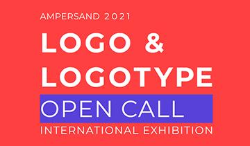 Ampersand 2021 Logo & Logotype Open Call