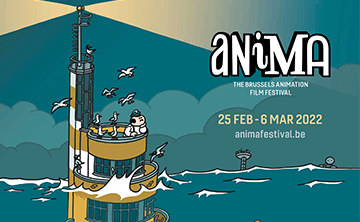 Anima 2022 Brussels Animation Film Festival