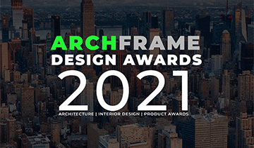 ArchFrame Design Awards 2021