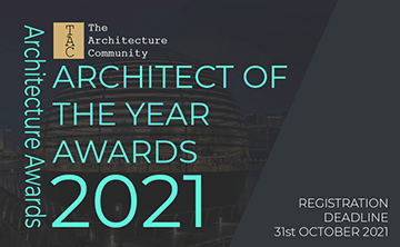 Architect of the Year Awards 2021