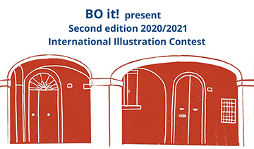 BO it! Imagining Bologna: International illustration competition – Second edition 2020/2021