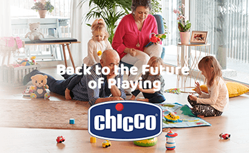 Back to the Future of Playing by Chicco