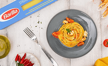 Barilla New Pasta Shape