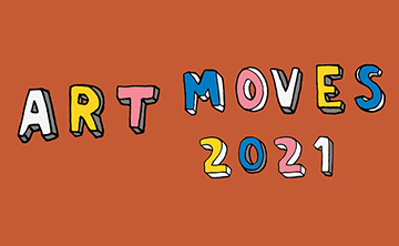 Billboard Art Competition Art Moves 2021
