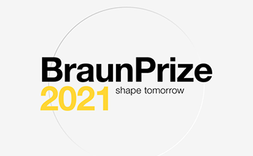 Braun Prize International Design Competition 2021