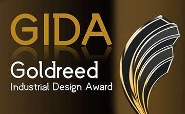 GIDA 2021 - Goldreed Industrial Design Award