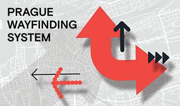 International competition for legible Prague wayfinding system