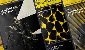 Locarno Film Festival 2022: International Poster Competition