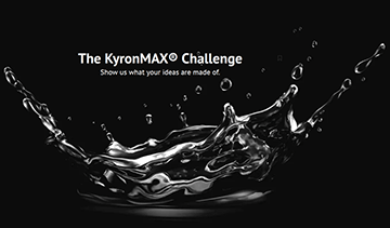 Mitsubishi Chemical Advanced Materials KyronMAX Challenge