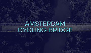 Non Architecture Competition: Amsterdam Bicycle Bridge