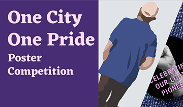 One City One Pride Poster Competition 2022