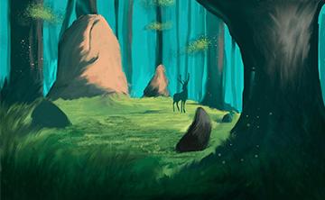 """Pixarra's """"Nature"""" Digital Art Contest"""