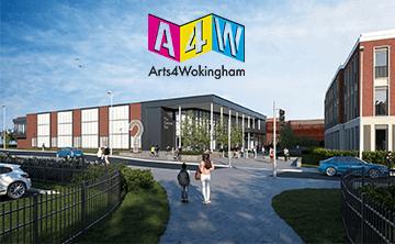 Public Art Statement Piece for Wokingham