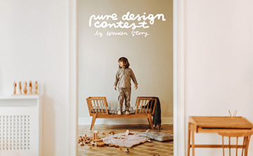 Pure Design Contest by Wooden Story