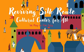 Reviving Silk Roots: A Cultural Center for all