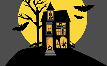 Spook-tacular Sticker Design Contest