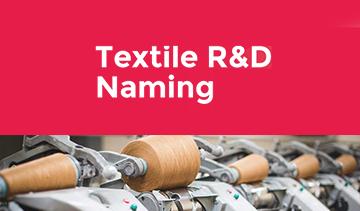 Textile R&D Naming