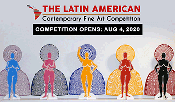 The 3rd Latin American Contemporary Fine Art Competition
