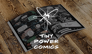 TinyPower Independent Comic Contest