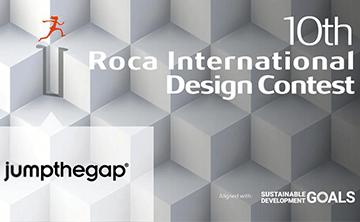 jumpthegap 2021 – Roca International Design Contest